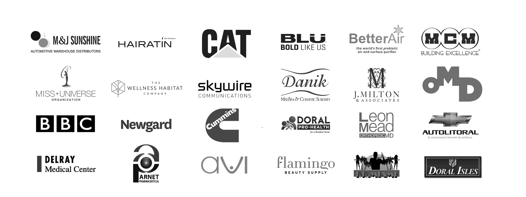 One District Media Clients